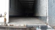 WEKA 6602 skříňový návěs + dvojitá podlaha