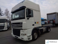 DAF FT XF 95.430 SSC EURO 3