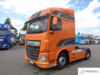DAF XF 460 FT SC EURO 6