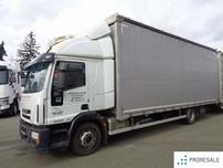IVECO EUROCARGO 120E28 EURO 6 - prodejné jen s přívěsem P0280W - cena za celou soupravu