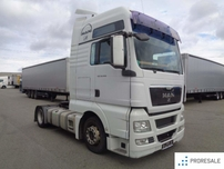 MAN TGX 18.440 4X2 LLS-U LOW DECK EURO 4