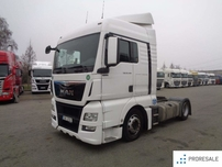 MAN TGX 18.440 4X2 LLS-U LOW DECK EURO 6