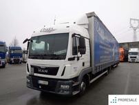 MAN TGL 12.250 4X2 BL EURO 6 - prodejné jen s přívěsem P0305W - cena je za celou soupravu