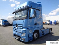 MERCEDES-BENZ ACTROS 1848 LSNRL LOW DECK EURO 6