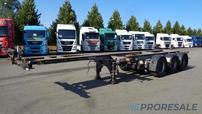RENDERS RPS 20 - kontejnerový návěs 20 - 45