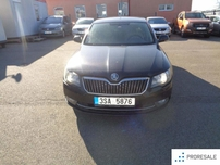 ŠKODA SUPERB 2.0 TDI 125 kW