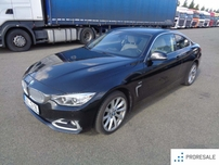 BMW 420D XDrive Coupe 2,0 TDI 120 kW