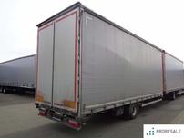 BG GLOCAR BG CA1 10 tun - prodejné jen s vozidlem I0295W - cena za celou soupravu