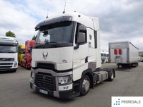 RENAULT T 520 LOW DECK EURO 6