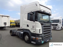 SCANIA R420 LA 4X2 TOPLINE LOW DECK