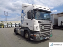 SCANIA R440 HIGH LINE EURO5/EEV