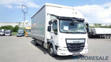 DAF LF 220 FA G12 EURO 6