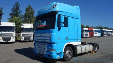DAF FT XF 105.460 SSC LOW DECK EURO 5