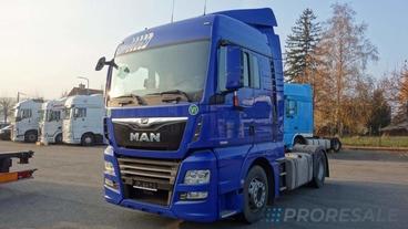 MAN TGX 18.500 XLX EURO 6