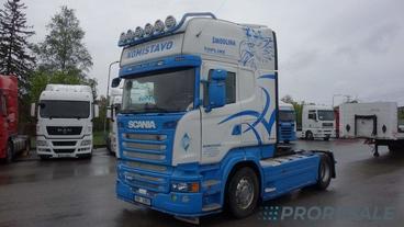 SCANIA R450 TOP LINE EURO 6
